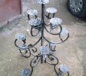 Elemente decorative fier forjat