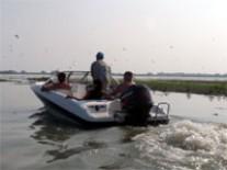 Inchiriere barca Delta Dunarii