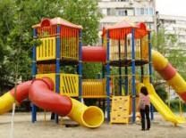 Amenajari locuri de joaca pentru copii