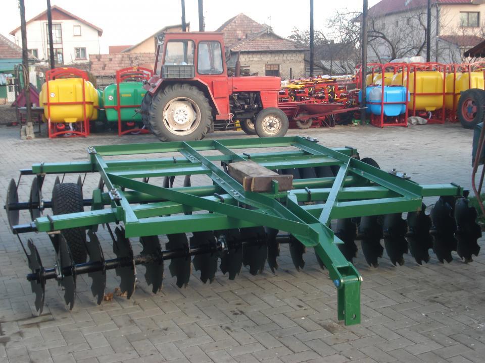 Discuri agricole