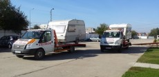 Transport rulote camping