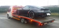 Transport autovehicule de lux