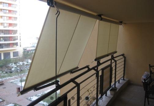 Copertine balcon