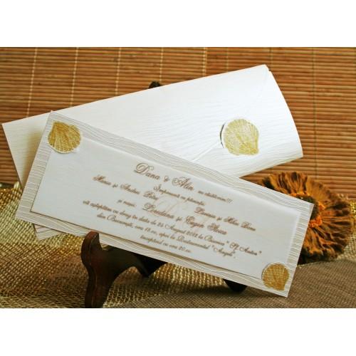 Invitatii de nunta ieftine