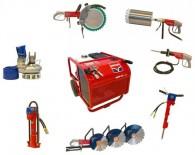 Masini actionate hidraulic
