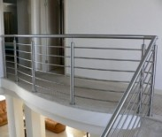 Balustrade aluminiu