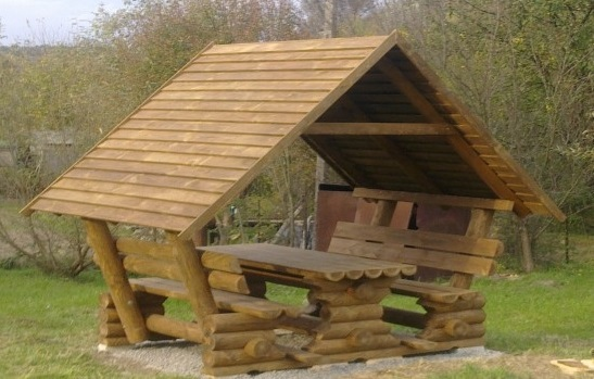 Foisoare lemn