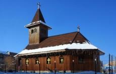 Constructii biserici lemn