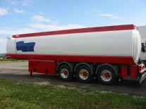 Semiremorci transport combustibili