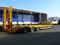 Semiremorci transporturi agabaritice