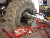Reparatii anvelope agricole