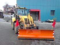 Lama buldoexcavator