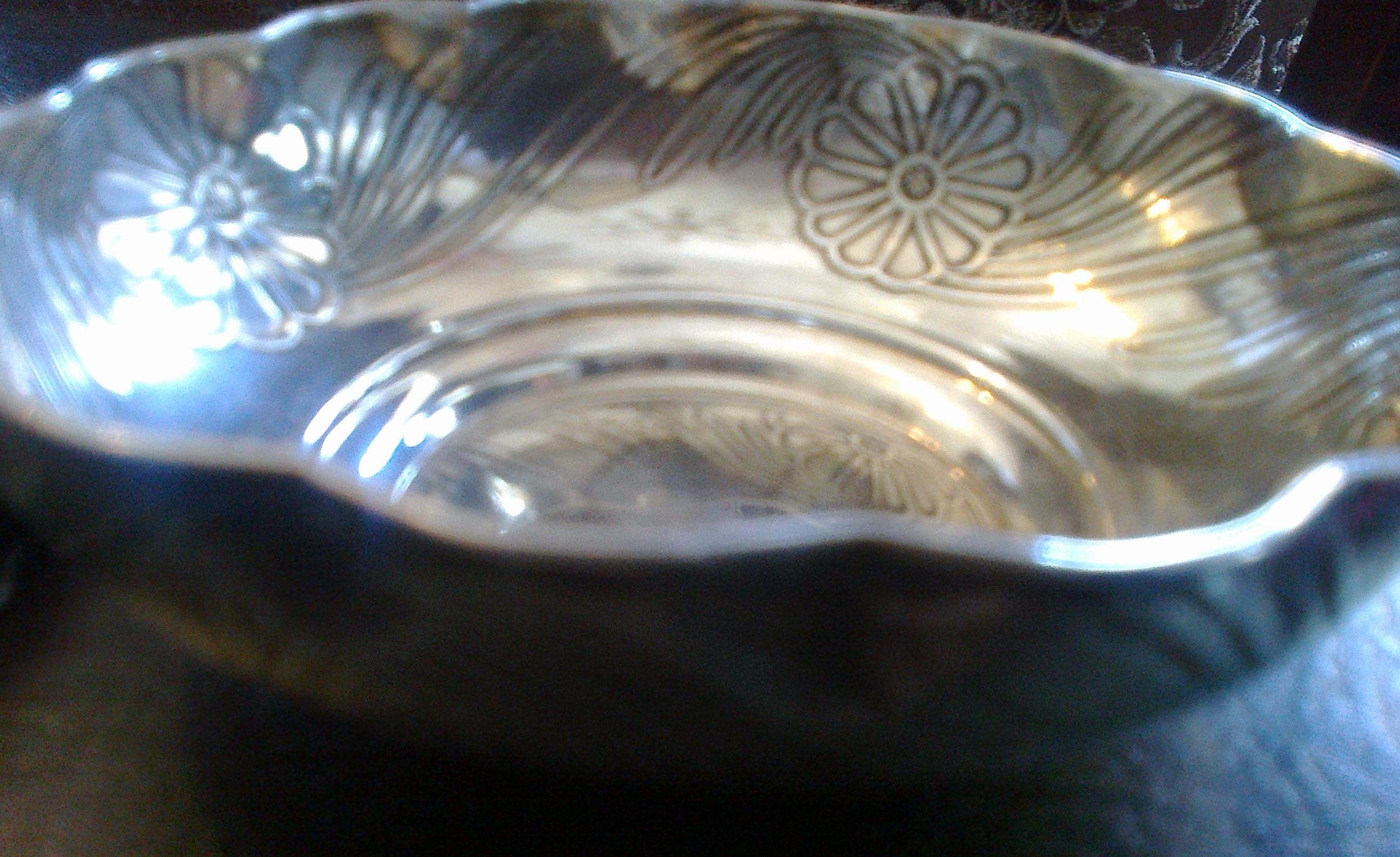 Farfurioare argint-27gr