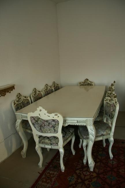 Saloane, livinguri, dininguri antice