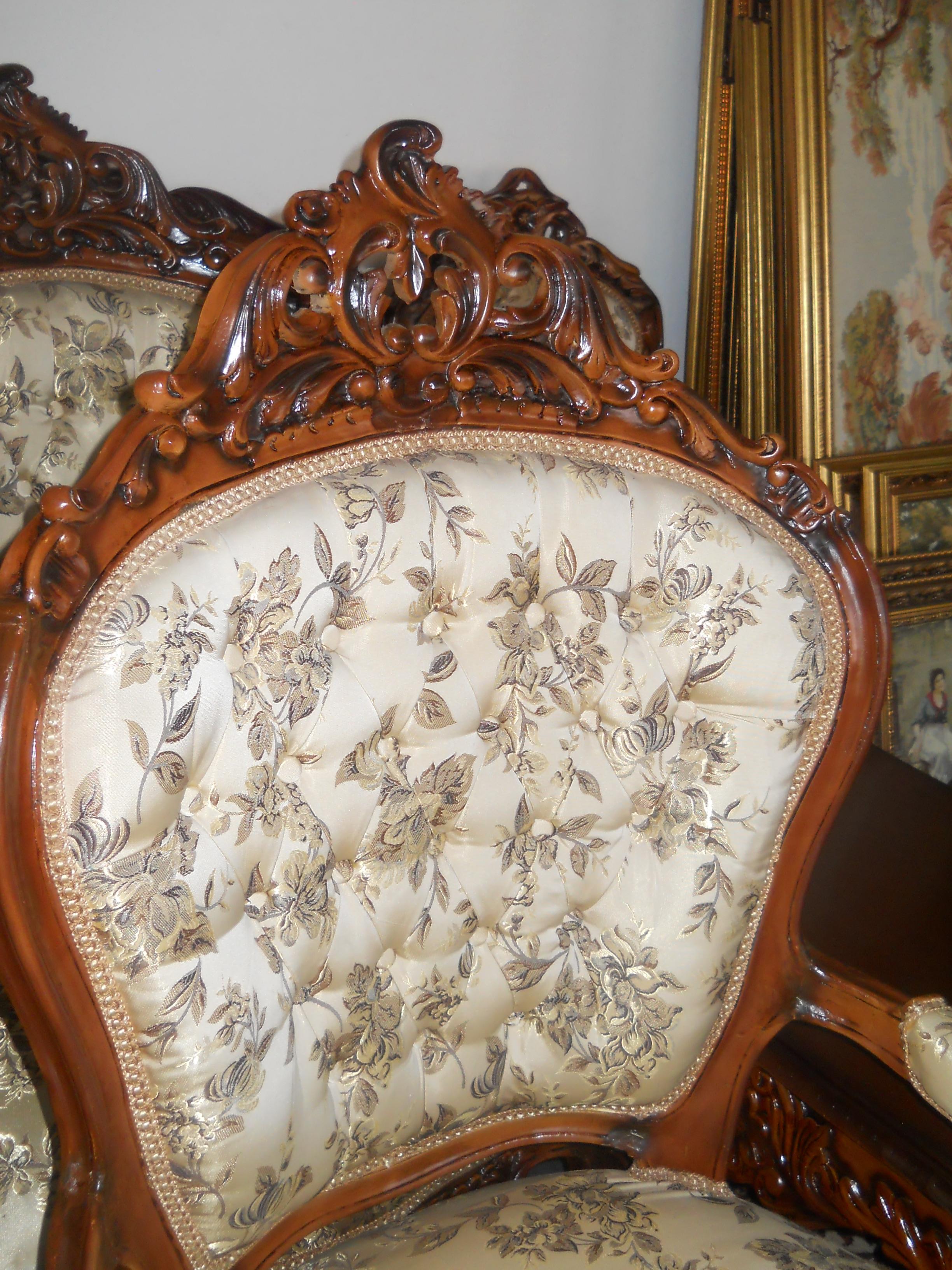 Salon ``Rococo``, art-0909