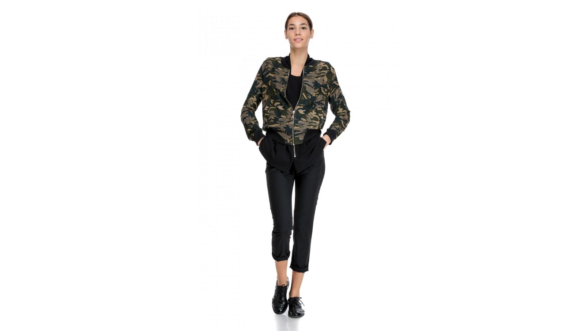 Jacheta Outwear 3 - Camouflage