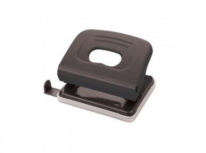 Perforator Memoris-Precious M16, 16 coli, metalic, negru