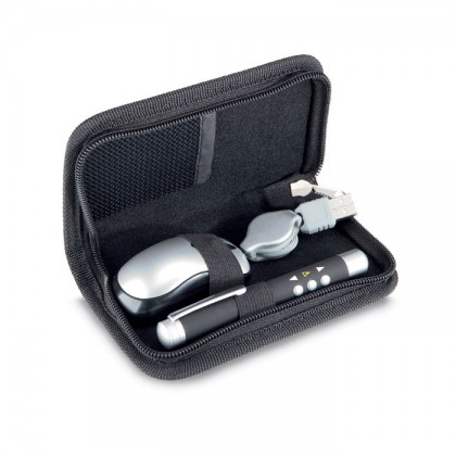 Mouse optic cu indicator laser