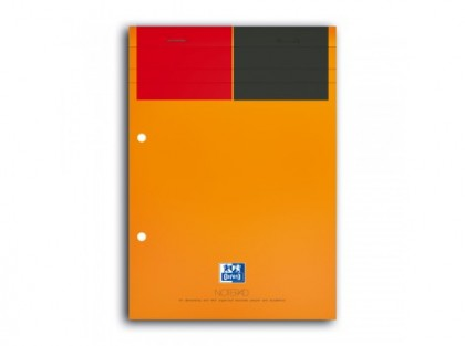 Blocnotes Oxford International Notepad, A4