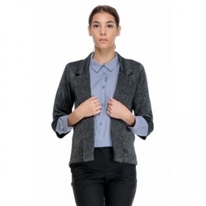 Jacheta Outwear 4 - Argintiu