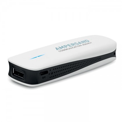 Wi-Fi hotspot and power bank