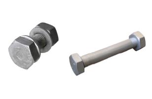 Șuruburi pentru construcții metalice