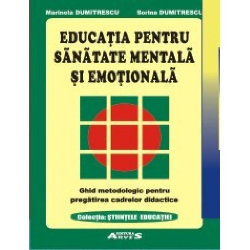 Educație pentru sănătate mentală și emoțională