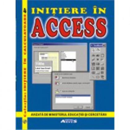 Inițiere în Access