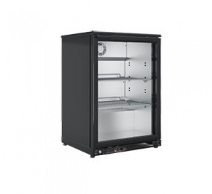 Dulap frigorific cu usa din sticla