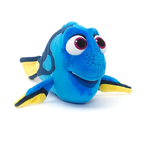 Finding Dory, Jucarie plus Dory 17 cm