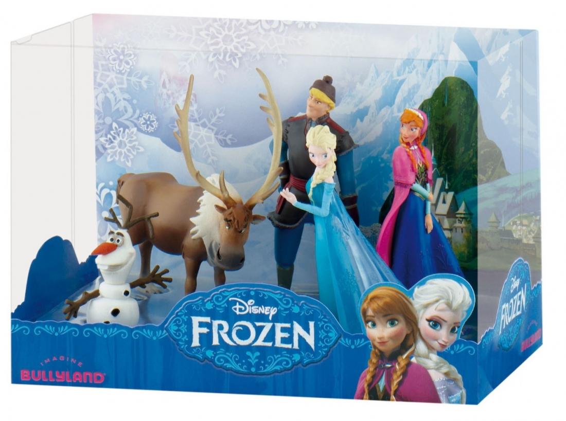 Frozen, Set cadou 5 figurine