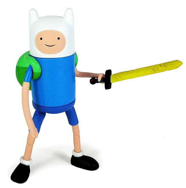 Adventure Time, Figurina Finn 13 cm