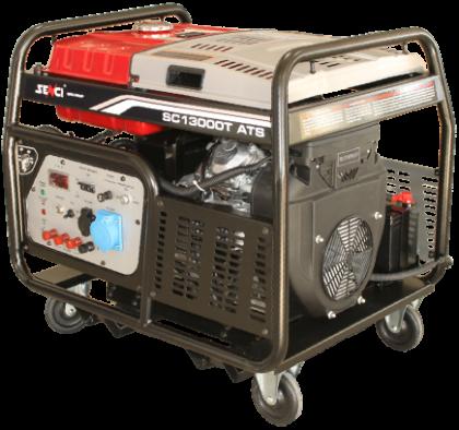 Generatoare cu automatizare