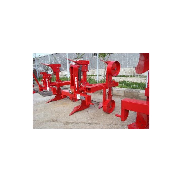 Plug cu 2 trupite reversibil hidraulic PRH-20