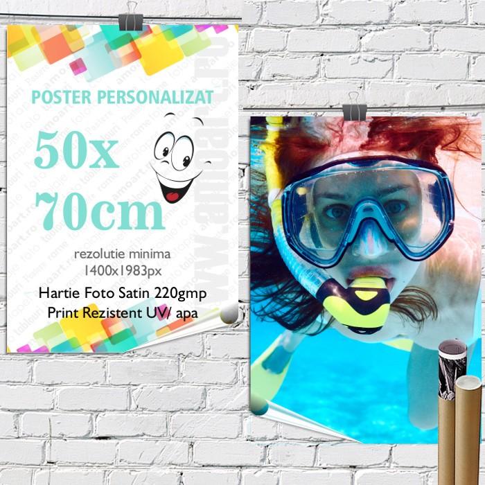 Poster Personalizat 50x70cm