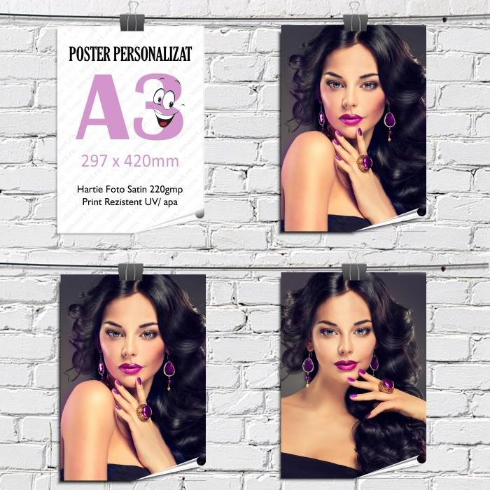 Poster Personalizat A3