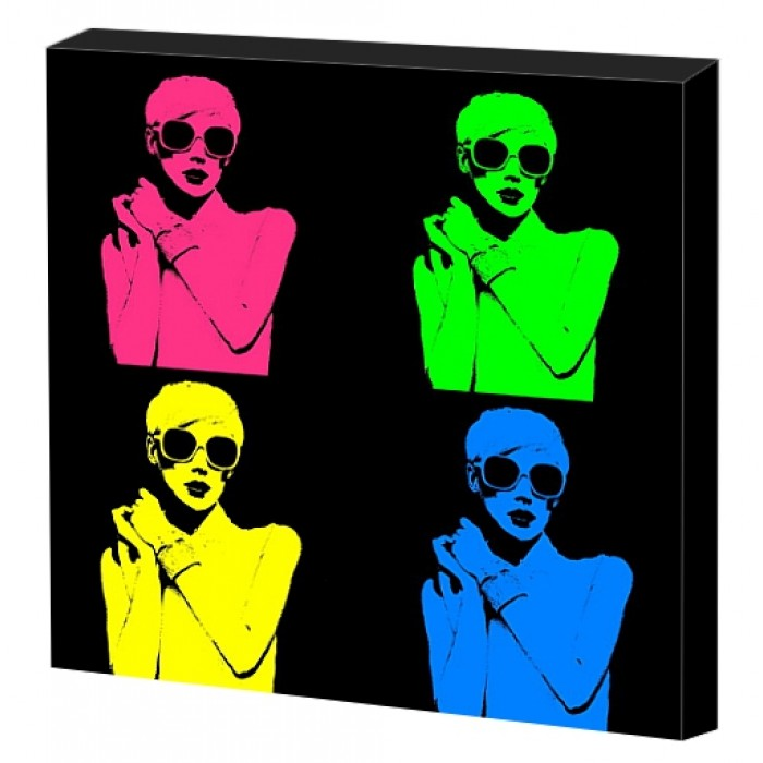 Tablou Pop Art Andy Warhol Personalizat