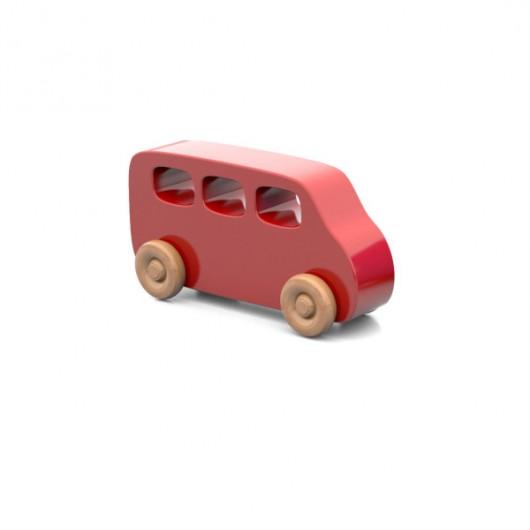 Mini Van din lemn