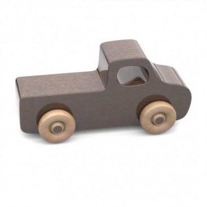 Camionetă din lemn