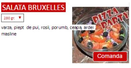 Salata Bruxelles