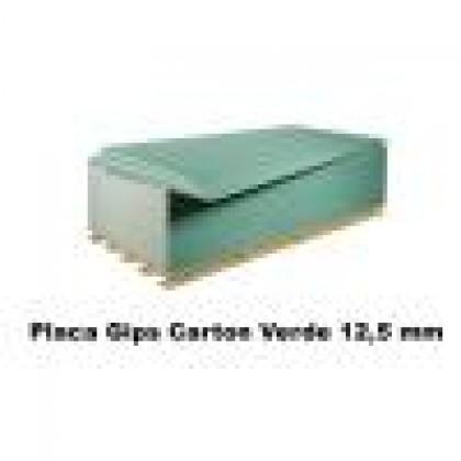 Placa gips carton verde 12.5