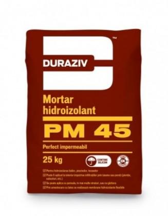 Mortar Hidroizolant PM 45 Duraziv
