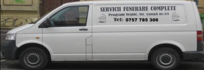 Transport funerar terestru