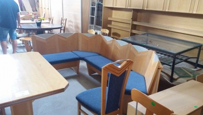 Mobilier second hand bucatarie