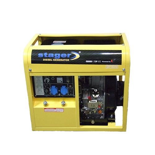 Generator de sudura Stager DW 190AE