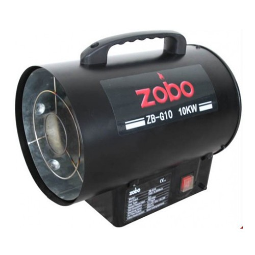 Generator de aer cald pe GPL Zobo ZB-G10