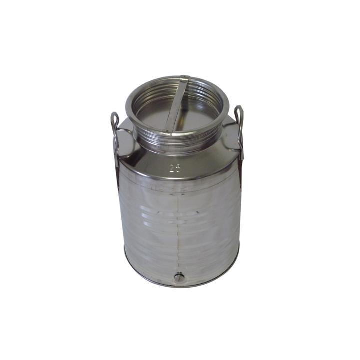 "Bidon din inox Enoil DBTR25AGR, 25 litri, D210, 1/2"""