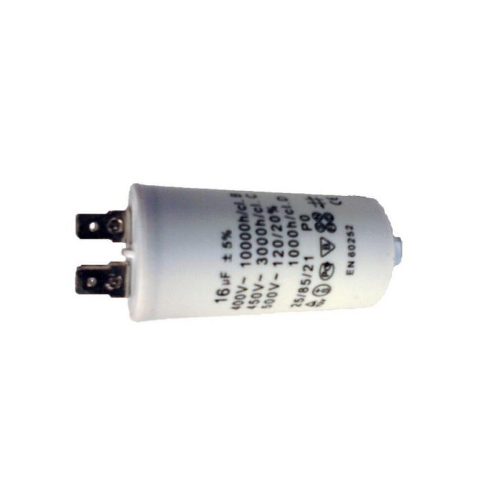 Condensator motor electric pentru masina de tuns gazon