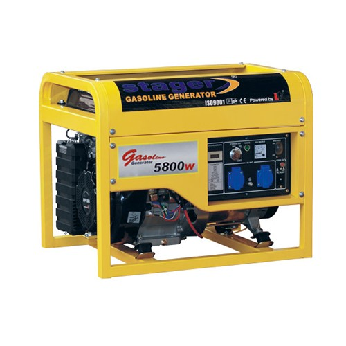 Generator de curent trifazat Stager GG 7500-3
