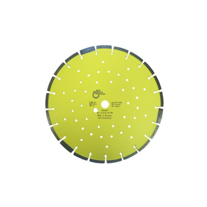 Disc diamantat pentru asfalt-beton Kern 350x25.4 mm